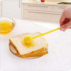 Honey Coffee Jam Dessert Spoon Tableware Stir Bar Stick Long Handle Stir Mixing Restaurant Bar Kitchen Practical Tools