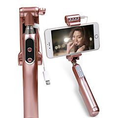 Ραβδί για selfie Bluetooth Με προδιαγραφές επέκτασης με Ραβδί για selfie για