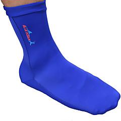 Water Shoes/Water Booties & Socks / Diving Fins Neoprene Red