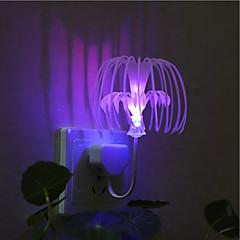 créatives graines de la lampe arbre sacré changement de couleur de lumière de détection