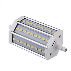 9W R7S LED-projektører Nedfaldende retropasform 27 SMD 5730 900 lm Varm hvid / Kold hvid / Naturlig hvidJustérbar lysstyrke / Fjernstyret