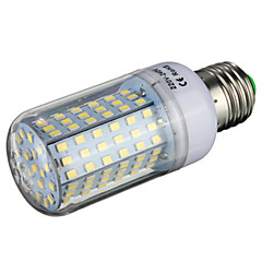 YWXLight® 1 pcs E14/E26/E27/B22 20W 126SMD 2835 1850LM Warm White/Cool White LED AC 220-240V