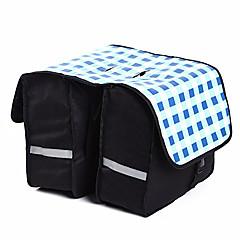 Bike Bag 5LPanniers & Rack Trunk Waterproof / Shockproof / Wearable Bicycle Bag Mesh / 600D Ripstop Cycle Bag Cycling/Bike 36*32*24