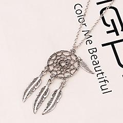 Halsband Hänge Halsband Smycken Silver Legering Party / Casual 1st