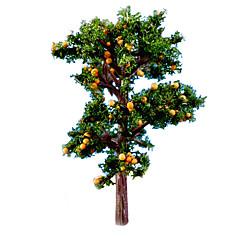 모델& 건물 장난감 인형 장난감 오렌지 나무