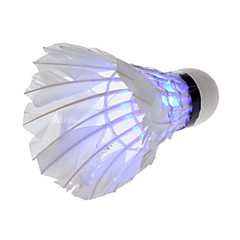 4 Pcs Colorful LED Badminton Shuttlecock Bright In Night Outdoor Entertainment Sport Accessories In Night