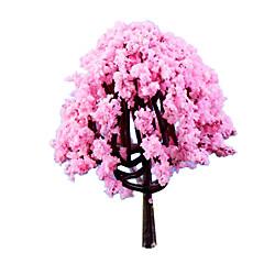모델& 건물 장난감 인형 장난감 핑크 꽃