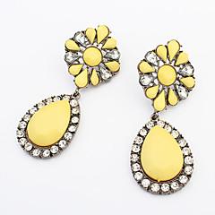 Alloy / Acrylic / Rhinestone Earring Stud Earrings Wedding / Party / Daily 1 pair