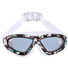 YS Gafas de natación Unisex Anti vaho / Impermeable / A prueba de dispersión Resina de ingeniería PC Otros N/A