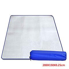 Kempingmatrac Laticel Piknik párna Párásodás gátló Vízálló Porbiztos Téglalap alakú Ultra könnyű (UL) Ősz Tavasz Nyár Tél EVA