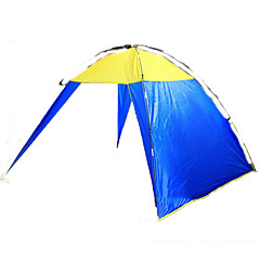 / Moistureproof / Waterproof / Breathability / Ultraviolet Resistant Polyester One Room / Two Rooms Shelter & Tarp