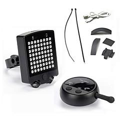自転車用ライト / 後部バイク光 LED - サイクリング 防水 / 充電式 / コンパクトデザイン CR2032 / その他 120 ルーメン バッテリー / USB 日常使用 / サイクリング-XIE SHENG