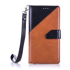 Voor Huawei hoesje / P9 / P9 Lite Portemonnee / Kaarthouder / Schokbestendig / Stofbestendig / met standaard hoesje Volledige behuizing