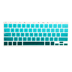SoliconeKeyboard Cover For11.6'' / 13.3 '' / 15.4 '' Macbook Pro Retina / MacBook Pro / Macbook Air Retina / MacBook Air