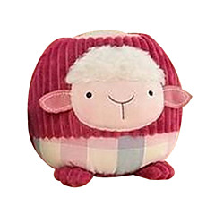 מנורת לילה כבשי טפיחת מנורת מנורת לילה סוללת שנת תינוק אדומה