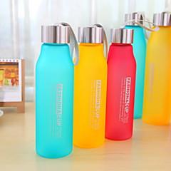 draagbare lekvrije pure kleur fles water