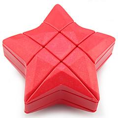 Yongjun® Cube de vitesse lisse Alien / Relievers Stress / Cubes magiques / Puzzle Toy Rouge / Bleu / Jaune Plastique
