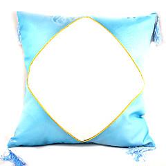 Brokat Pokrywa Pillow / Poduszka-Nowość / Poszewka na poduszkę / Poduszka Body Pillow / Poduszka turystyczna,Kwiatowy / Stały / Upiększać