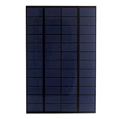 4W 6V PET Laminated Monocrystalline Silicon Solar Panel Solar Cell for DIY (SW4006)