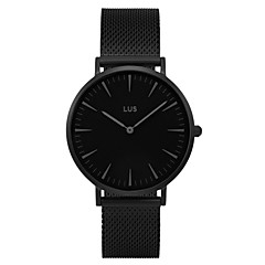 La Bohème Mesh Black For Men and Womens Watch Montres hommes-Black