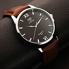 YAZOLE® Brand Men's Fashion  Personality Quartz Alloy Dress Watch(Assorted Colors) Wrist Watch Cool Watch Unique Watch