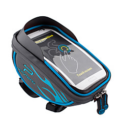 Promend® Bike Bag 1.5Waterproof Zipper / Reflective Strip / Multifunctional / Touch Screen / Reflective / Phone/Iphone / Shockproof /