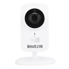 hosafe draadloze IP-camera met p2p / tweeweg audio / nachtzicht / support 64G micro sd-kaart opnemen 30 dagen