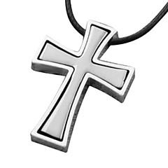 el collar colgante de la cruz