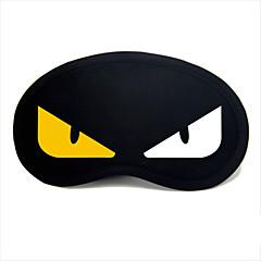 los viajes de ojos para dormir tipo máscara 0039 del diablo ojos blancos y amarillos