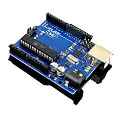 Placa Funduino Uno R3 ATmega328P-PU ATmega16U2 para Arduino