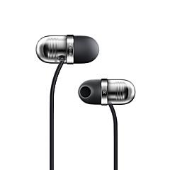 אוזניות מקוריות הקפסולה Xiaomi בוכנת האוויר עם אוזניות סיליקון מרחוק מיקרופון עבור Xiaomi redmi3 / redmi 4s / xiaomi5