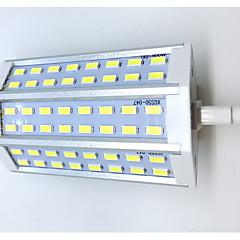 10 R7S LED-kolbepærer T 48LED SMD 5730 680LM-800LM lm Varm hvid / Kold hvid Dekorativ AC 85-265 V 1 stk.