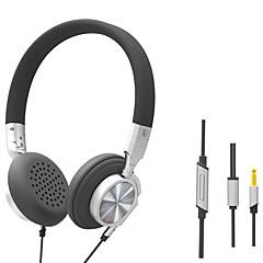 Beevo BV-HM810 Słuchawki (z pałąkie na głowę)ForOdtwarzacz multimedialny / tablet / Telefon komórkowy / KomputerWithz mikrofonem / DJ /
