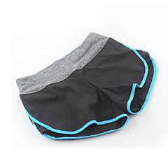 Női Futás Baggy nadrág Rövidnadrágok Gyors szárítás Légáteresztő Kényelmes Tömörítés Tavasz Nyár Tél Ősz Jóga Futás Poliészter BőOdjeća