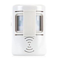 Sensor de control bidireccional de bienvenida timbre de alarma por infrarrojos / electrónica