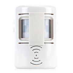 Bidirectional Control Sensor Welcome Doorbell / Electronic Infrared Alarm