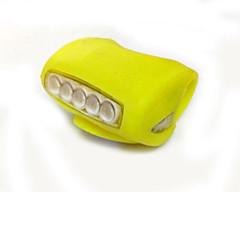 Eclairage de Velo,Eclairage de bicyclette/Eclairage vélo-4.0 Mode 100 Lumens Facile à transporter CR2032x2 Batterie Cyclisme/VéloBleu /