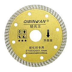 pala timantti näki marmoria leikkaus keraamiset levyt (väri satunnainen toimitus)