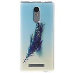 Για Θήκη Mi Με σχέδια tok Πίσω Κάλυμμα tok Φτερό Μαλακή TPU Xiaomi Xiaomi Redmi Note 3