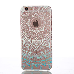 Πίσω Κάλυμμα Other Other TPU Moale Case Cover για το Apple iPhone 6s Plus/6 Plus / iPhone 6s/6 / iPhone SE/5s/5