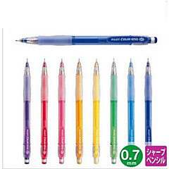 Pilot Colored Pencils Hcr-197 / 12R 0.7Mm Pencil Drawing Pen Color Eno