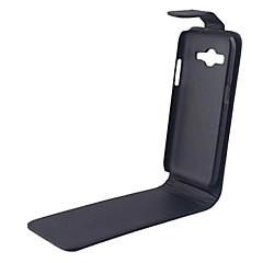 Na Samsung Galaxy Etui Flip Kılıf Futerał Kılıf Jeden kolor Skóra PU SamsungS Advance / Core Prime / Core 2 / Alpha / Ace 4 / Ace 3 / Ace