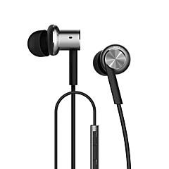 Xiaomi mi iv hybride in-ear koptelefoon mi zuiger met microfoon xiaomi oortelefoon voor xiaomi redmi3 / redmi 4s / xiaomi5
