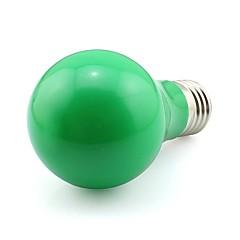 5W E27 Dekorationslampe A60(A19) 20 SMD 3020 420 lm Grøn Dekorativ Vekselstrøm 100-240 V 1 stk.