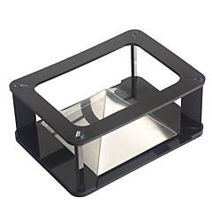 neje pirâmide hd diy 3d holográfica projetando kit caixa do projector mv