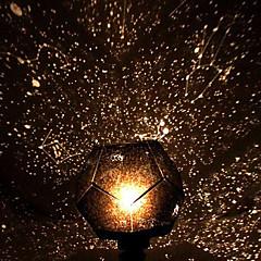2db diy romantikus galaxis csillagos ég projektor éjszakai fény + konstelláció kézikönyv
