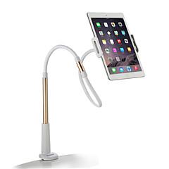 Aluminij mobitel / Tablet Montirani držač Za Univerzalno / iPad / iPad Air 2 / iPad Air / iPad mini 3 Prilagodljivi stalak