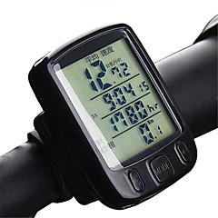 Sykling / Fjellsykkel / Andre / Fritidssykling / folding Bike SykkelcomputerAv - Gjennomsnittlig Hastighet / Dst - Tur Avstand /