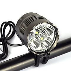 Φακοί Κεφαλιού Φώτα Ποδηλάτου Φανάρια & Φώτα Σκηνής φώτα ασφαλείας Προβολέων Ιμάντες ποδήλατο φώτα λάμψη Μπροστινό φως ποδηλάτου LED 8000