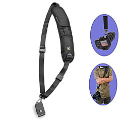 Quick Single Shoulder Camera Sling Strap for Canon Nikon Sony SLR Cameras